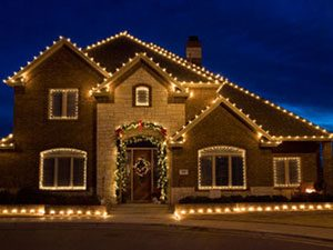 Holiday Lights Installation Services Minnesota