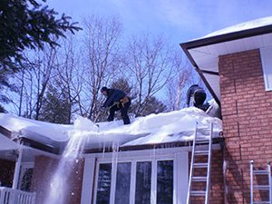 Ice Dam Removal Services Minnesota